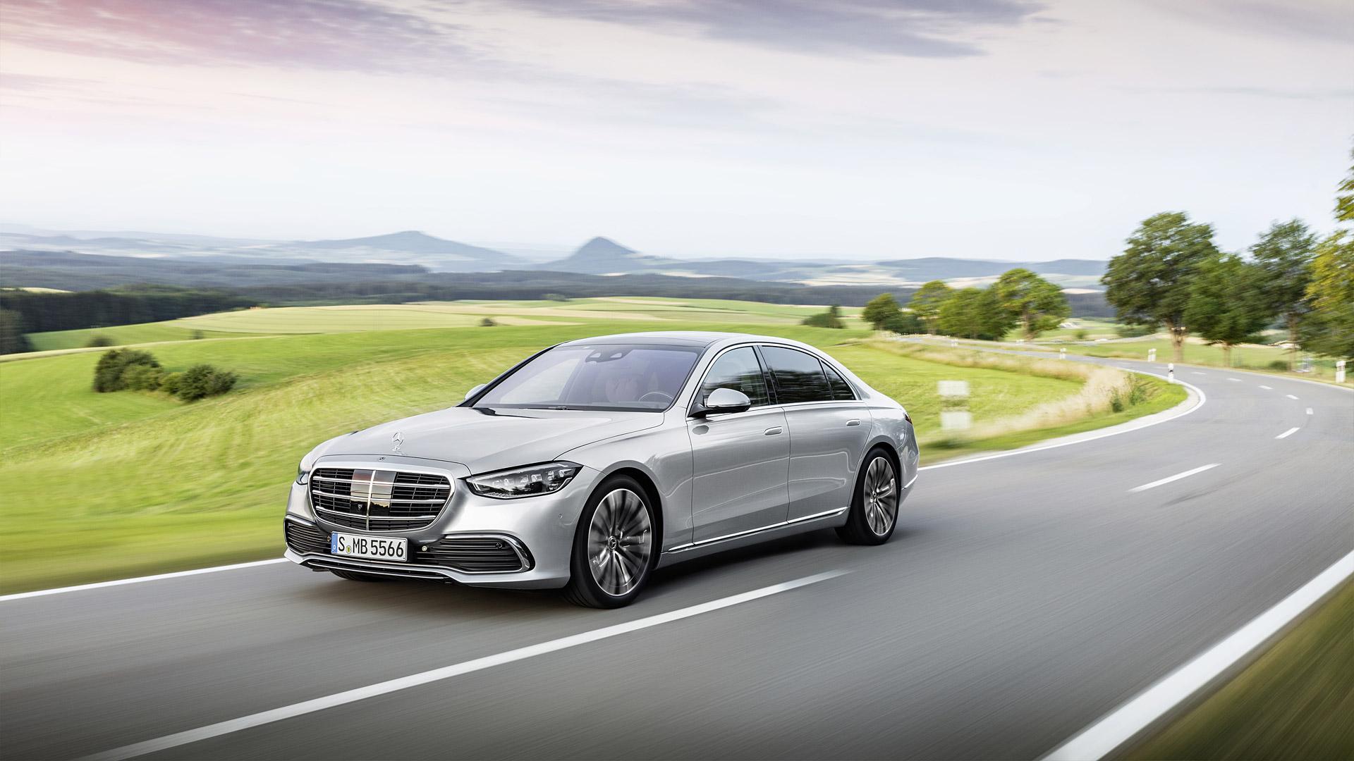 2021 Mercedes Benz S Class Wallpapers Specs Videos   4K HD 1920x1080