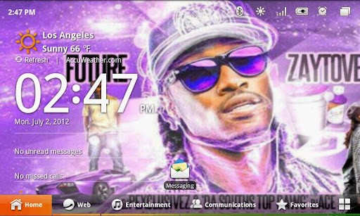 Love Future and his music If so download Future Wallpapers Android 512x307