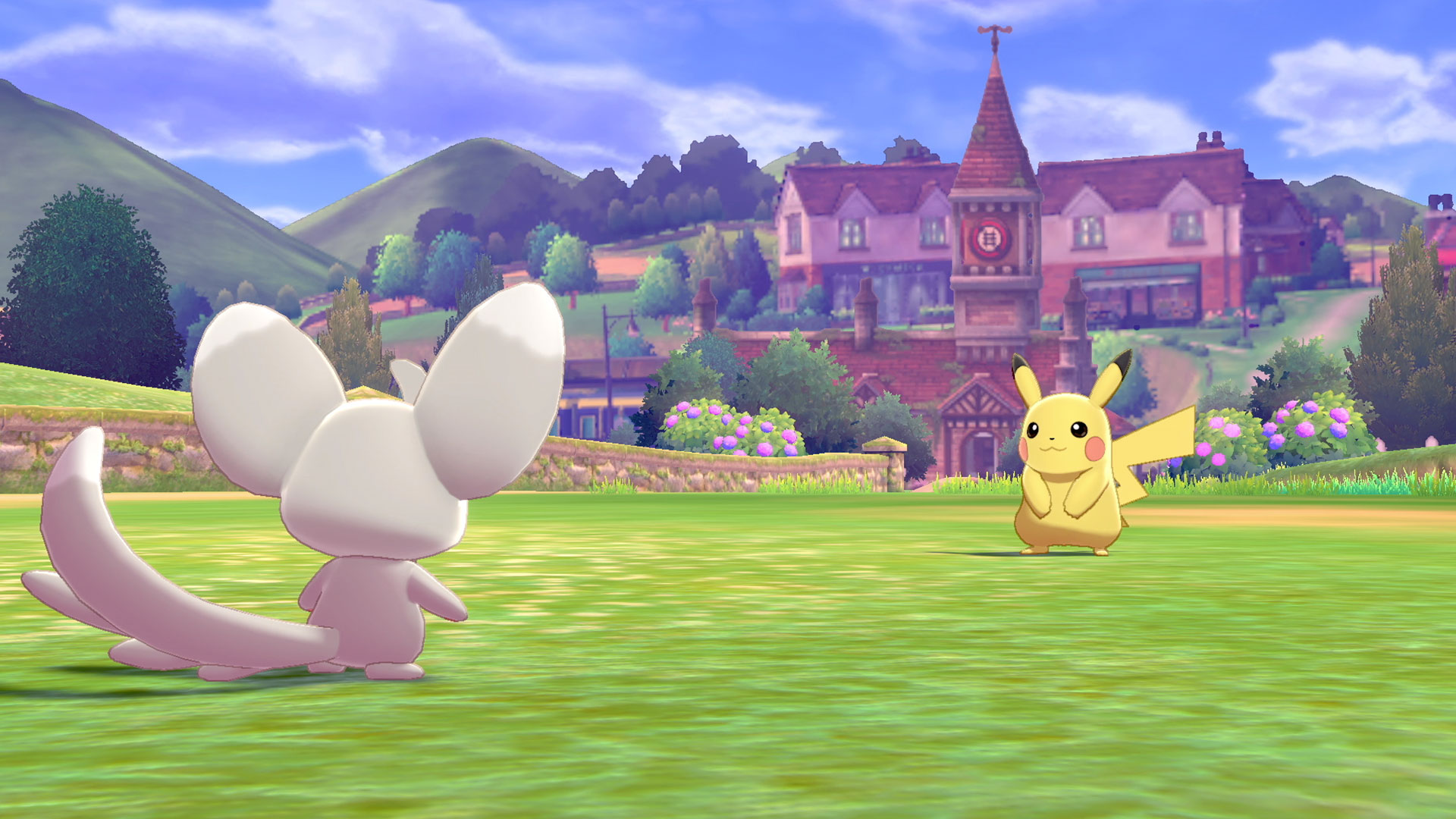 Pokemon Sword and Shield Pokedex All Pokemon in the new Pokemon 1920x1080