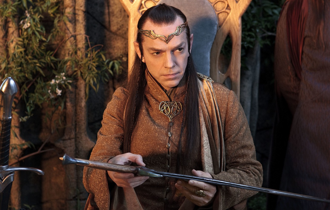 Wallpaper Elrond anunexpected journey The hobbit images for 1332x850