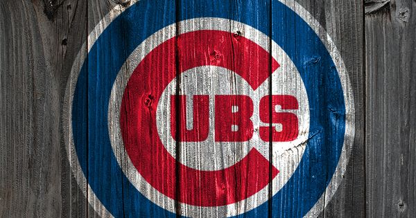 Cubs iPhone Wallpaper Background MLB WALLPAPERS Pinterest Cubs 600x315