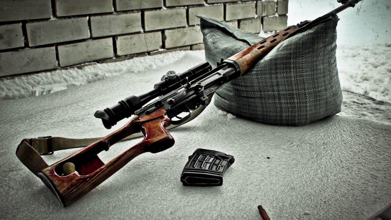 Hd wallpaper gun - Sniper Rifles Hd Wallpapers
