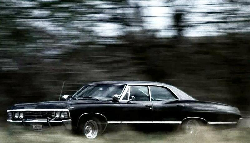 supernatural car impala wallpaper - photo #33