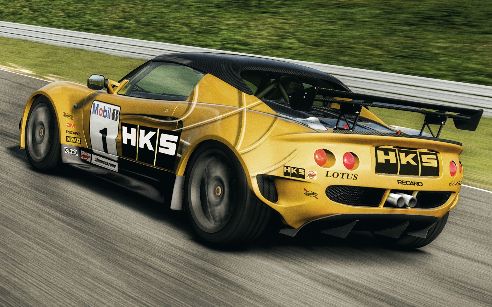 Lotus Elise Race Car 1680x1050 Wallpaper Download Page 794953 1680x1050