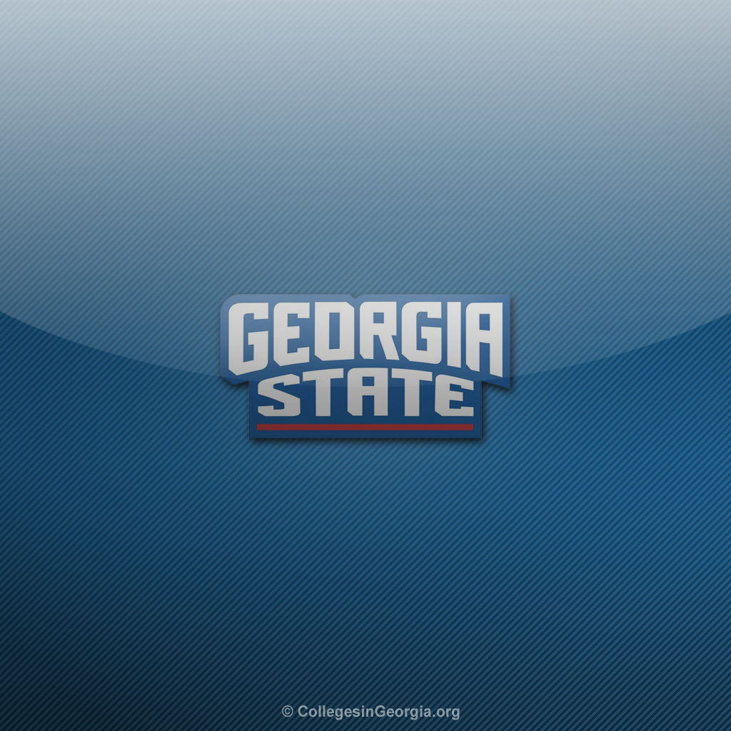 Download thumbs georgia state panthers ipad wallpaper 1 Georgia 1024x1024