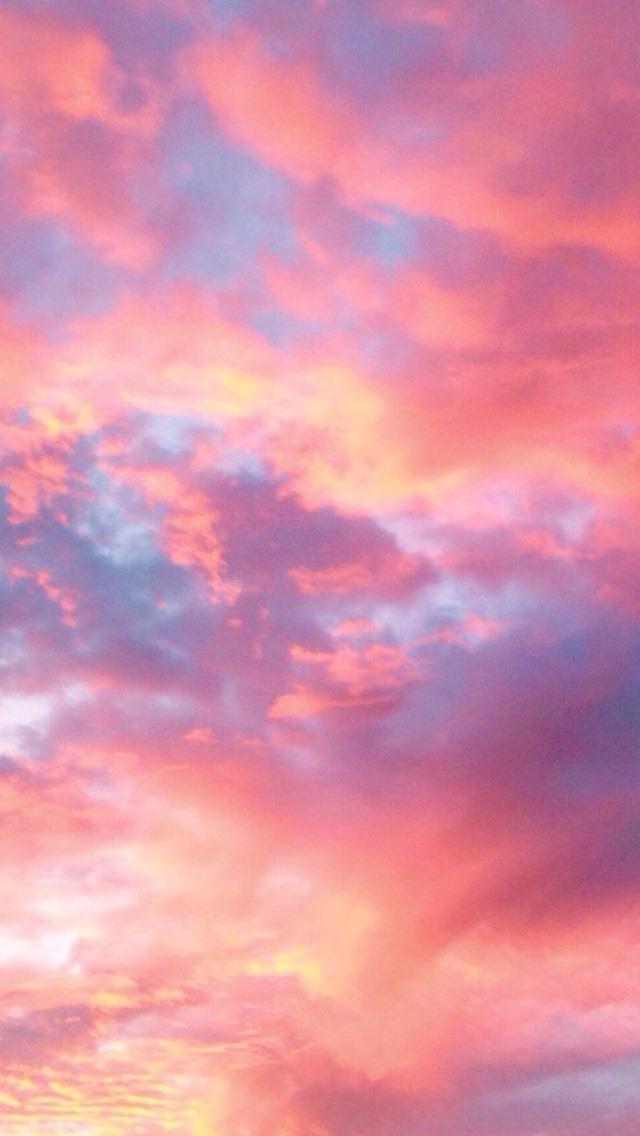 [91+] Pink Sky Wallpapers On WallpaperSafari