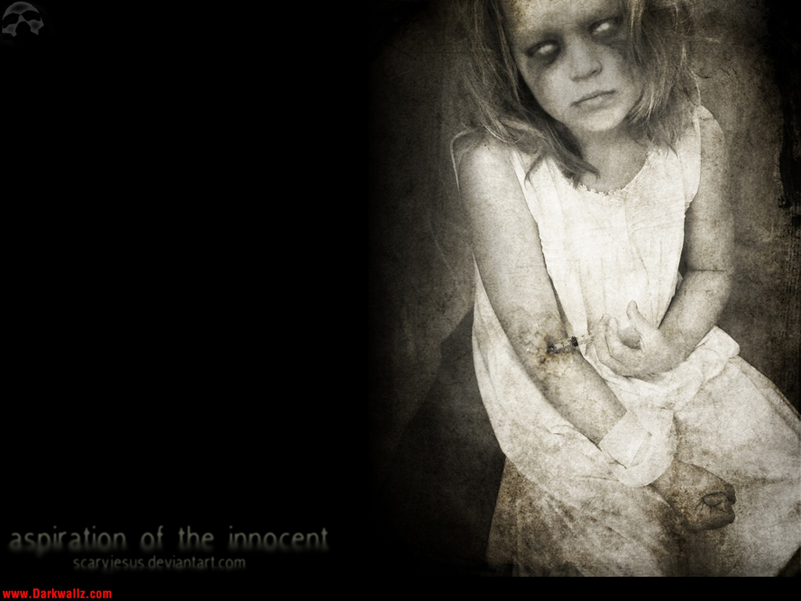 Horror desktop wallpapers scary images pictures wallpapers 1600x1200