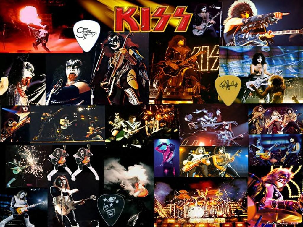KISS   KISS Wallpaper 23538742 1024x768