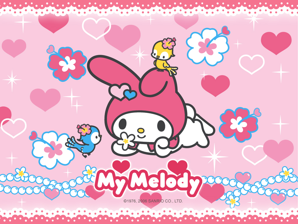 My Melody Wallpaper for iPhone - WallpaperSafari