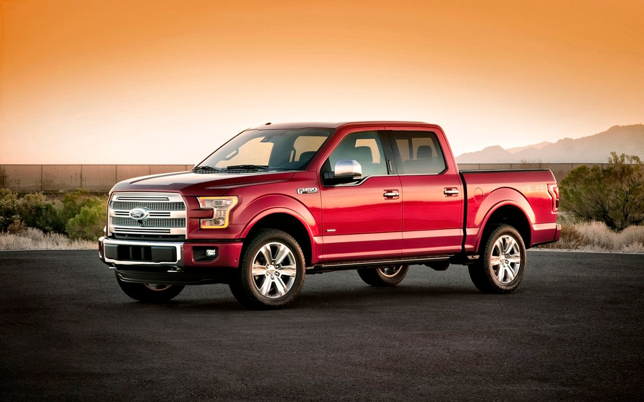 2015 Ford F 150   Platinum   6   1280x800   Wallpaper 1280x800