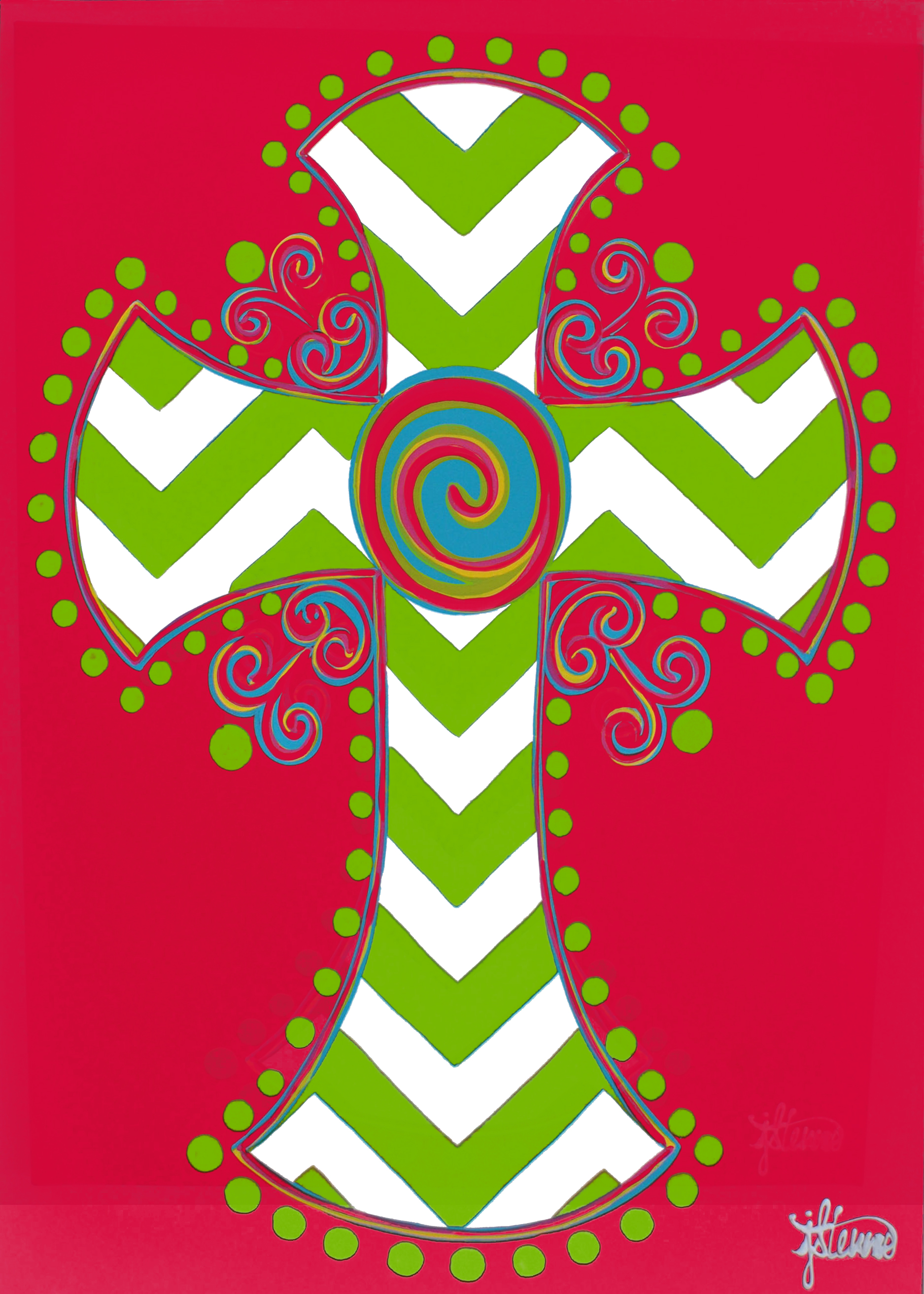 cute chevron cross background Car Pictures 1875x2625
