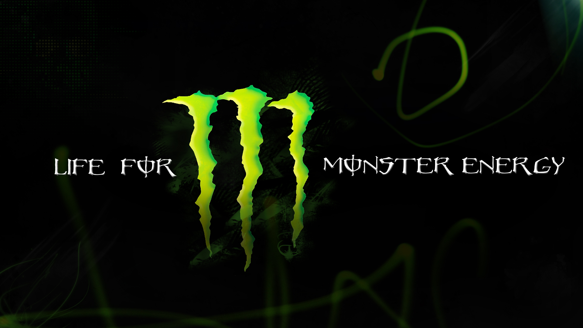 Wallpapers Monster Energy Computer 1920x1200 808858 Monster 1920x1080