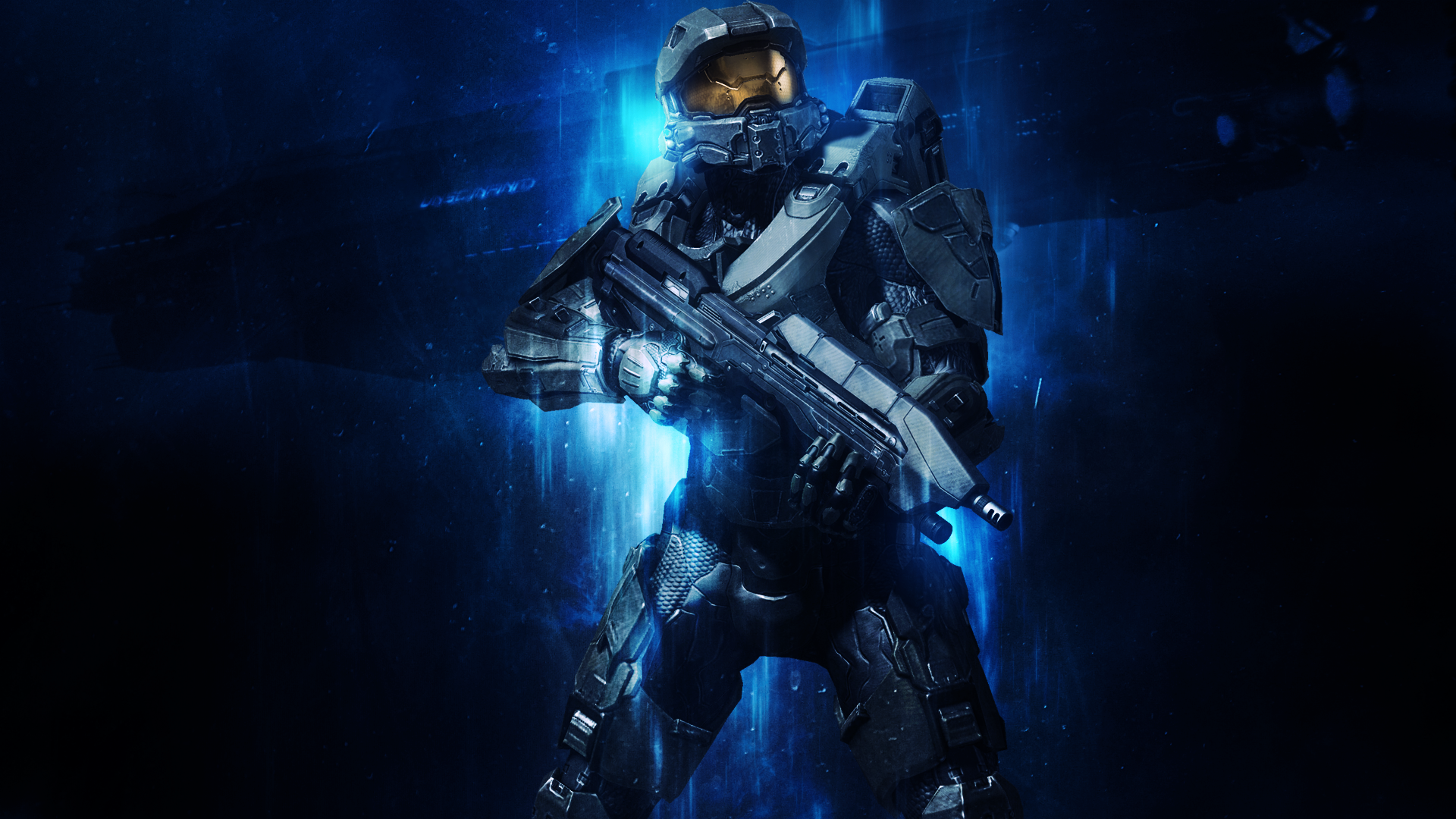 Fonds dcran Halo 5 PC et Tablettes iPad etc 1920x1080