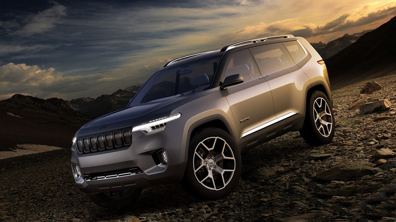 2019 Jeep Yuntu Front HD Wallpapers Best Car Release News 1322x744