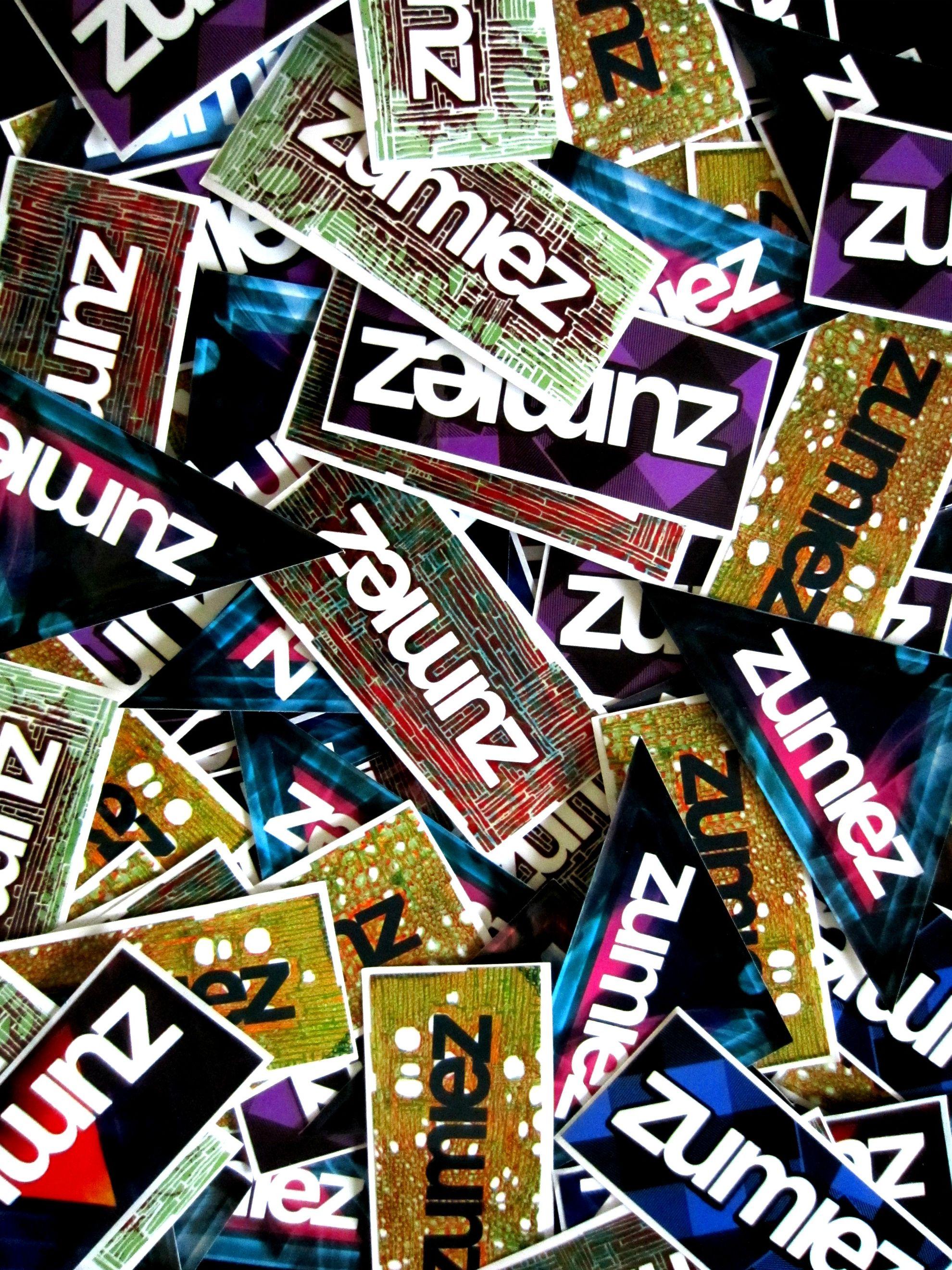 Zumiez   Christmas time birthdays anytime Zumiez sticker 1980x2640
