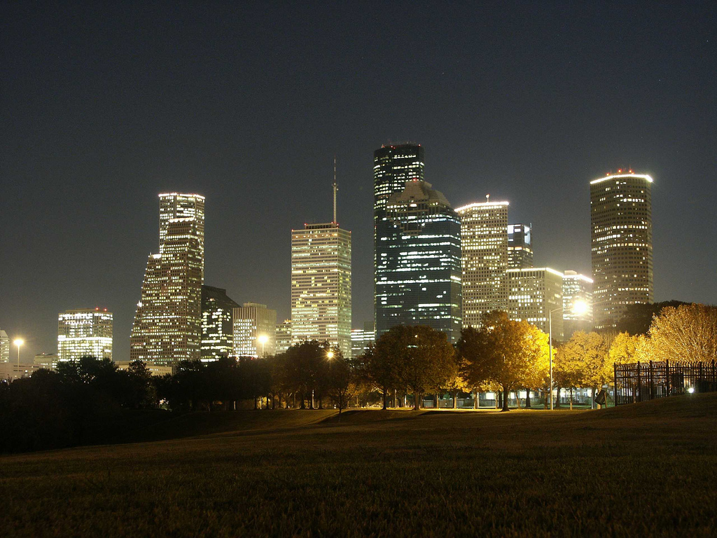 FileDowntown Houston 7jpg   Wikipedia the encyclopedia 1024x768