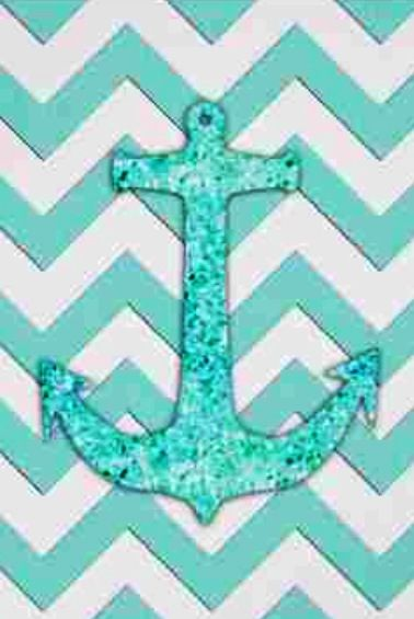 chevron iPhone wallpaper Iphone Wallpapers Anchors Chevron Anchor 378x565