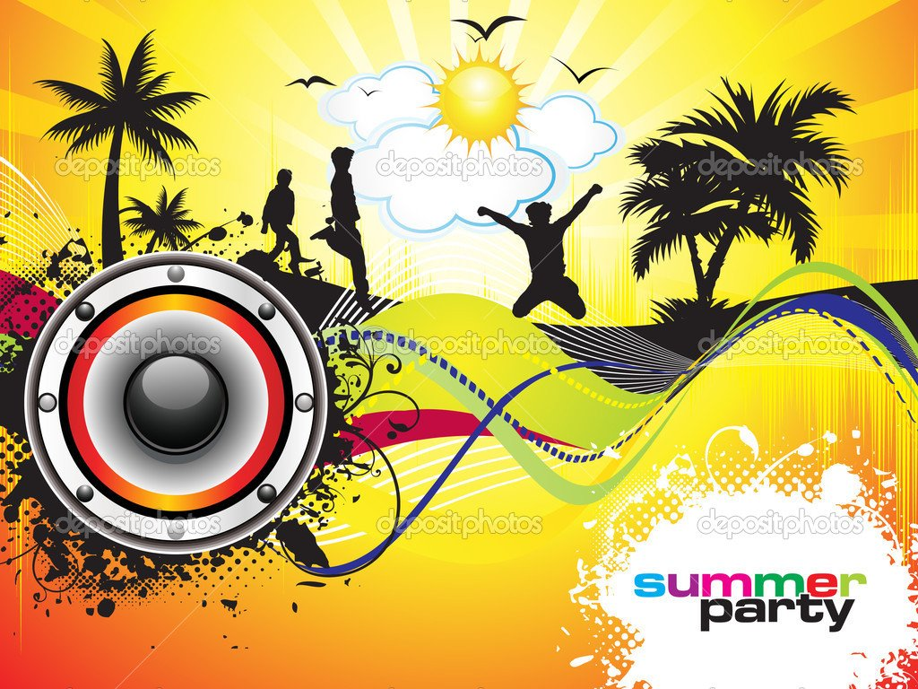 Free Download Summer Party Wallpaper 2jpg 1024x768 For