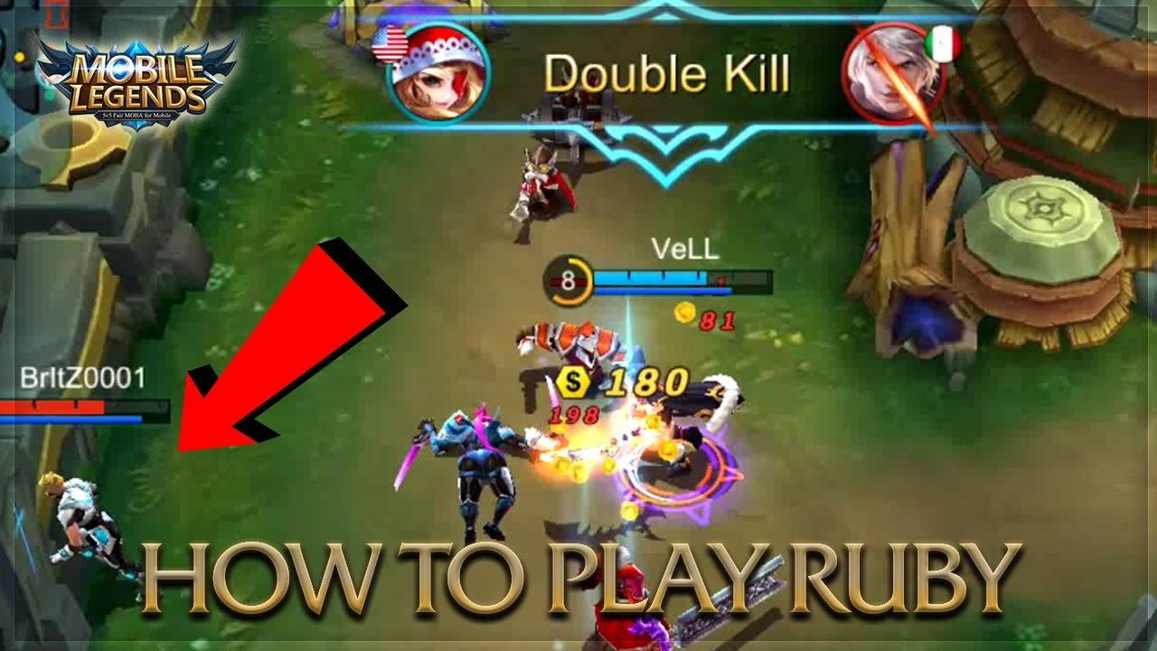 Mobile Legends Ruby 1280x720