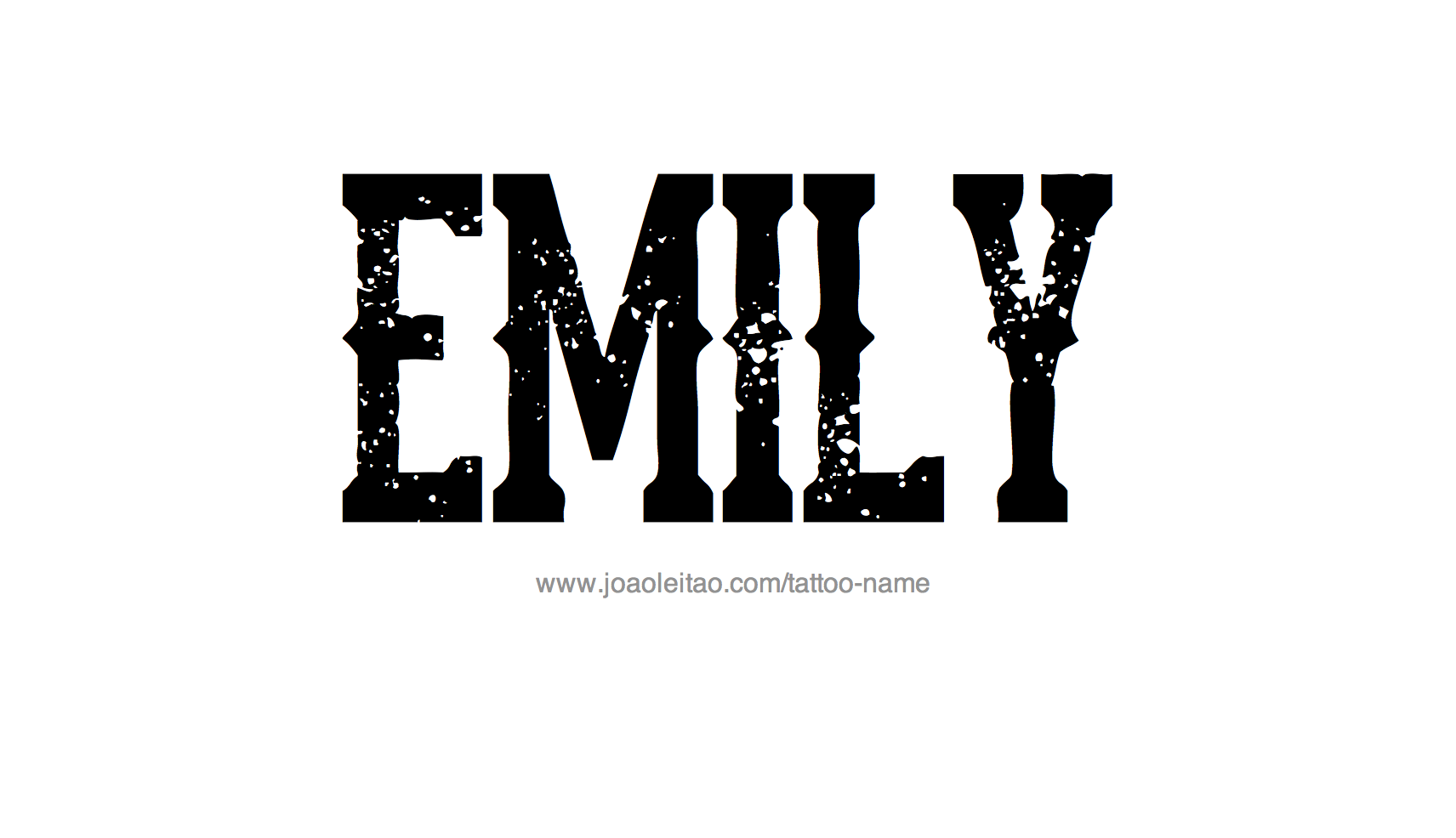 Emily Name Wallpaper Wallpapersafari