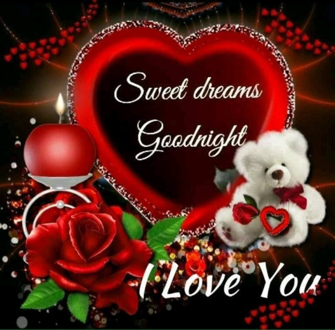 Sweet Dreams Goodnight I Love You Pictures Photos and Images for 1068x1052