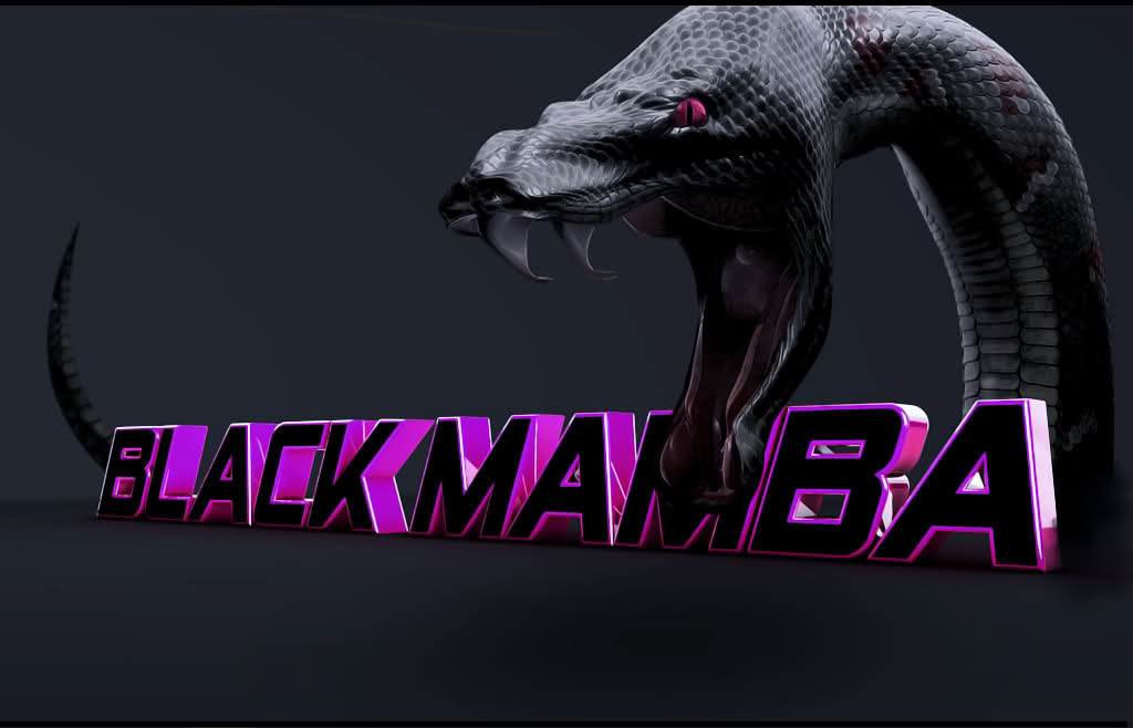kobe bryant logo black wallpaper