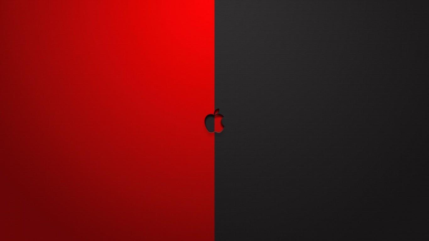 red black iphone wallpaper wallpaper red black iphone wallpaper red 1366x768
