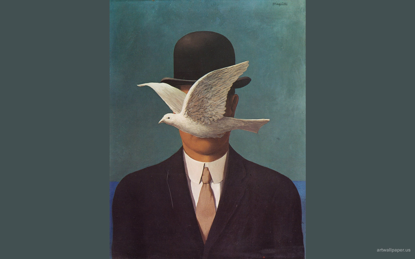 Pin Rene Magritte Wallpapers 1440x900