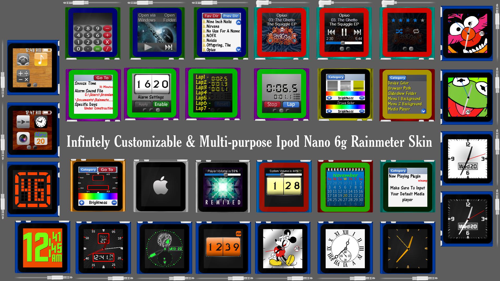 iPod Nano Wallpapers WallpaperSafari