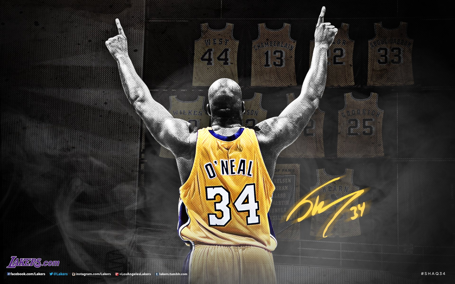 Get Lakers Wallpapers and Infographics Los Angeles Lakers 1920x1200