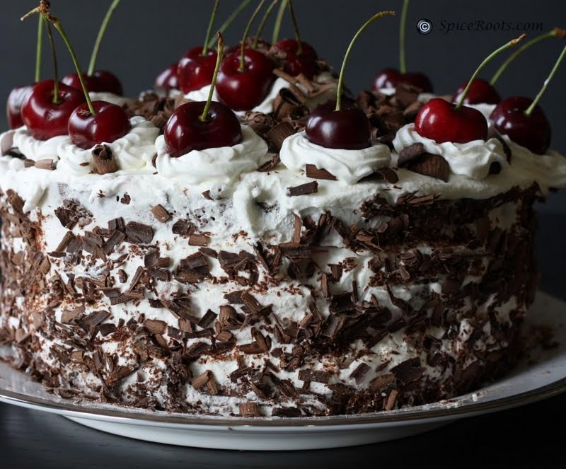 White Forest Cake Recipe In Pressure Cooker: Black Forest Wallpaper