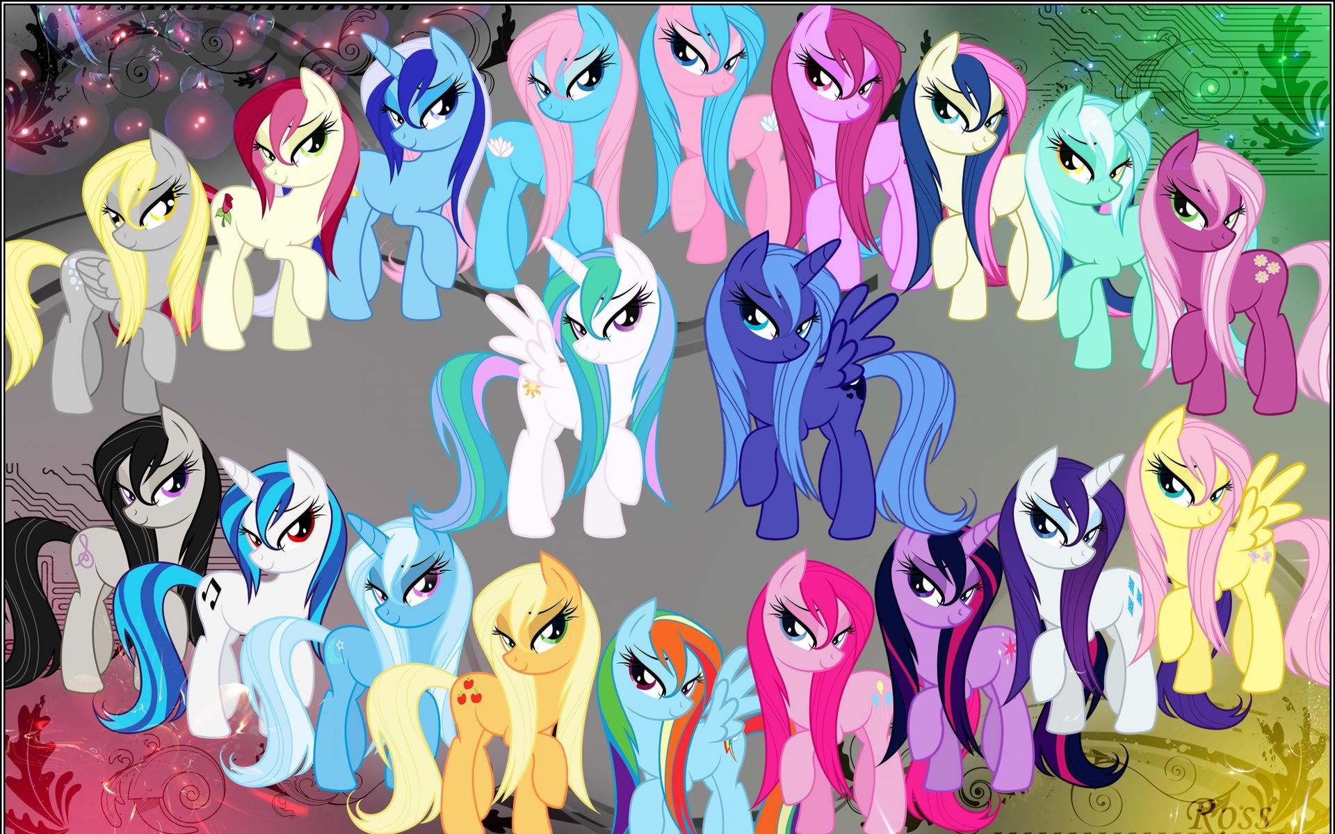 Mlp My Little Pony Fluttershy Derpy Hooves Twilight 1696914 19201200 1920x1200