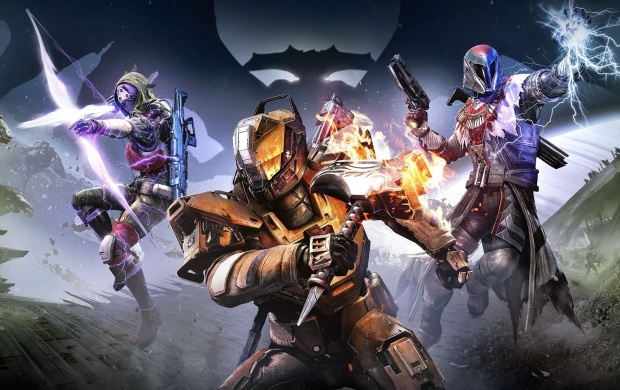 Destiny The Taken King 2015 wallpapers 620x390