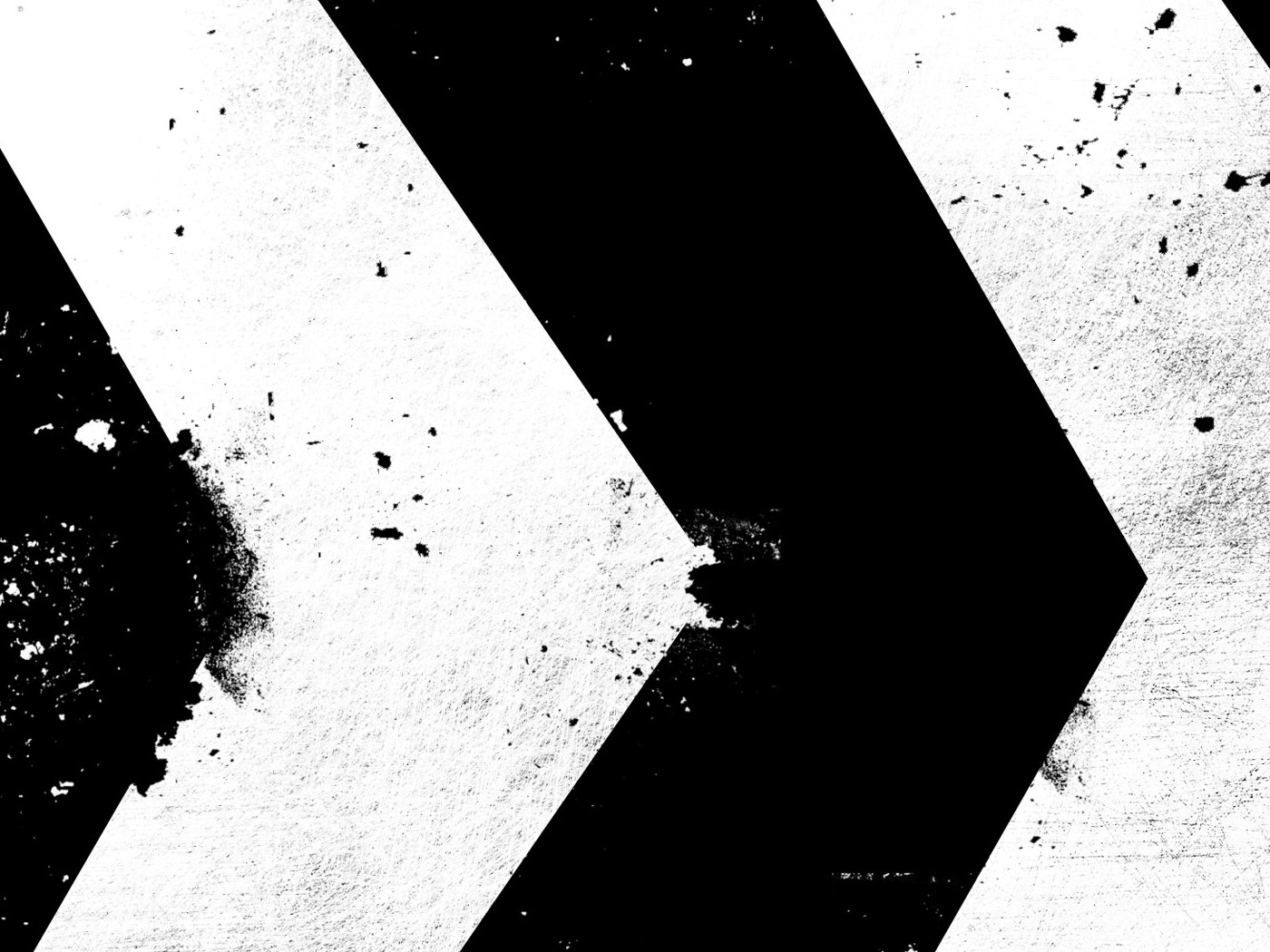 Black And White Road Sign Asphalt HD Wallpapers Epic Desktop 1400x1050