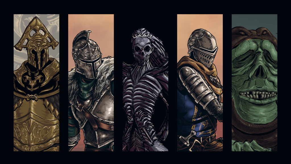 Dark Souls Fan Art Wallpaper Wallpapersafari