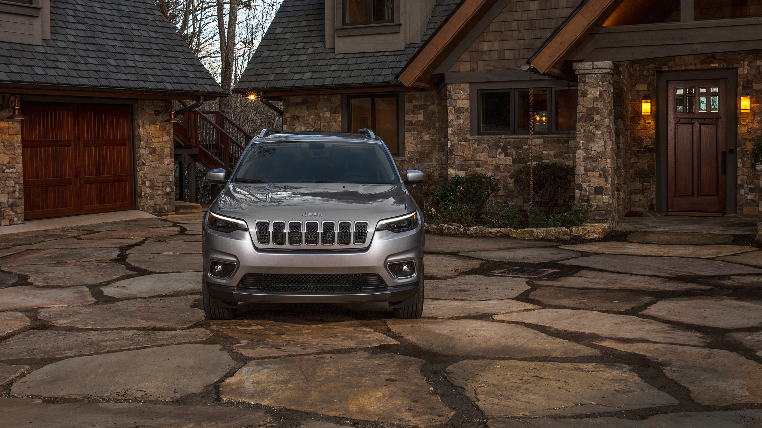 2019 Jeep Cherokee Limited 3 Wallpaper HD Car Wallpapers ID 9413 2560x1440