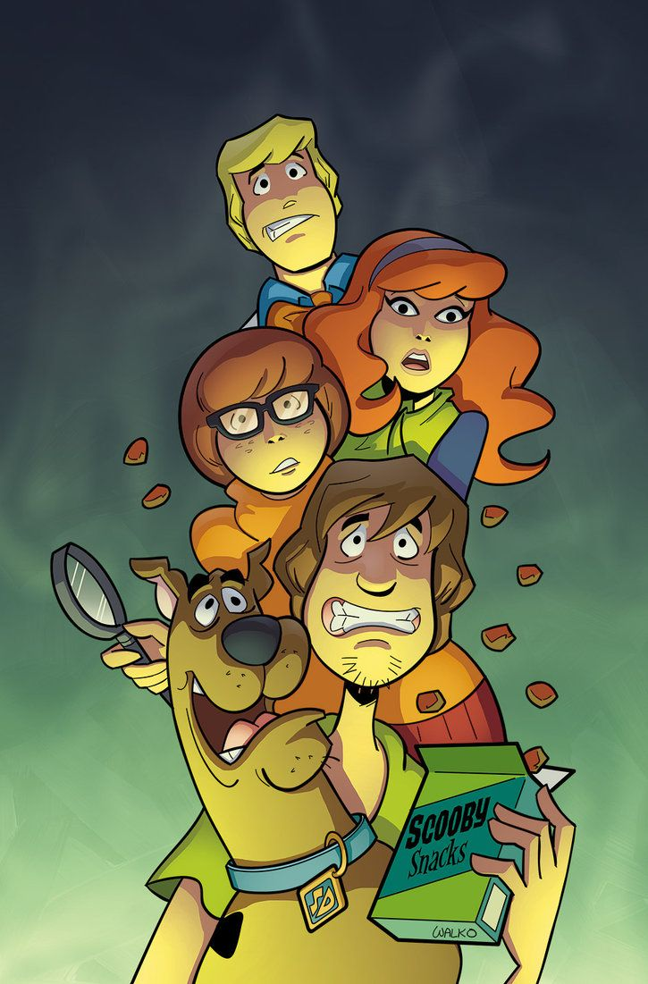 Scooby Doo Mystery Inc Wallpapers Hd   Scooby Doo Hd Wallpapers 725x1101