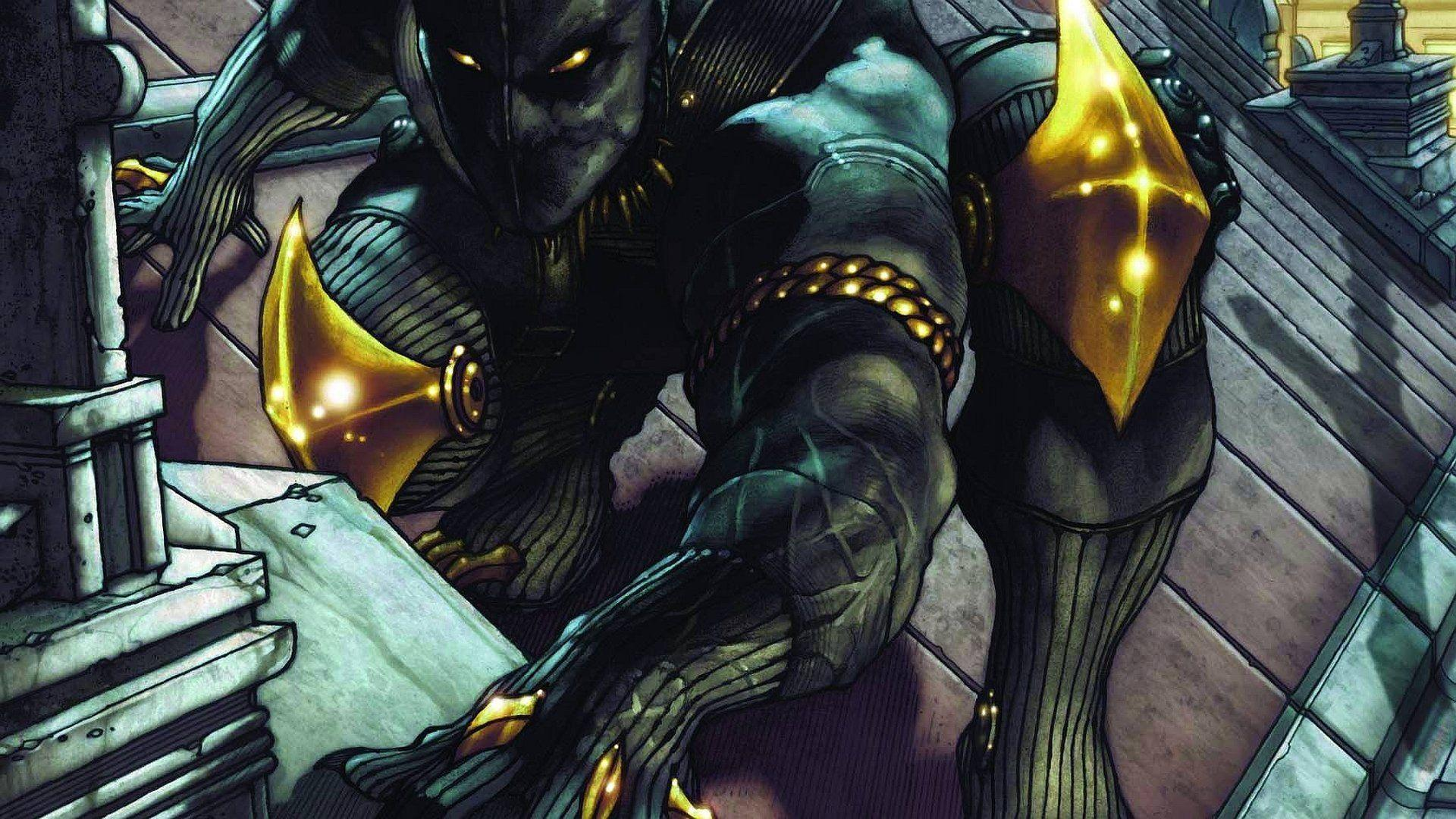 Black Panther Marvel Wallpapers 1920x1080