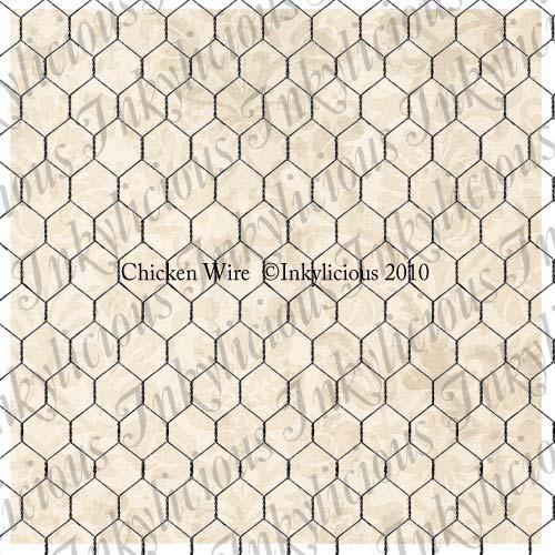 Chicken Wire Wallpaper - WallpaperSafari