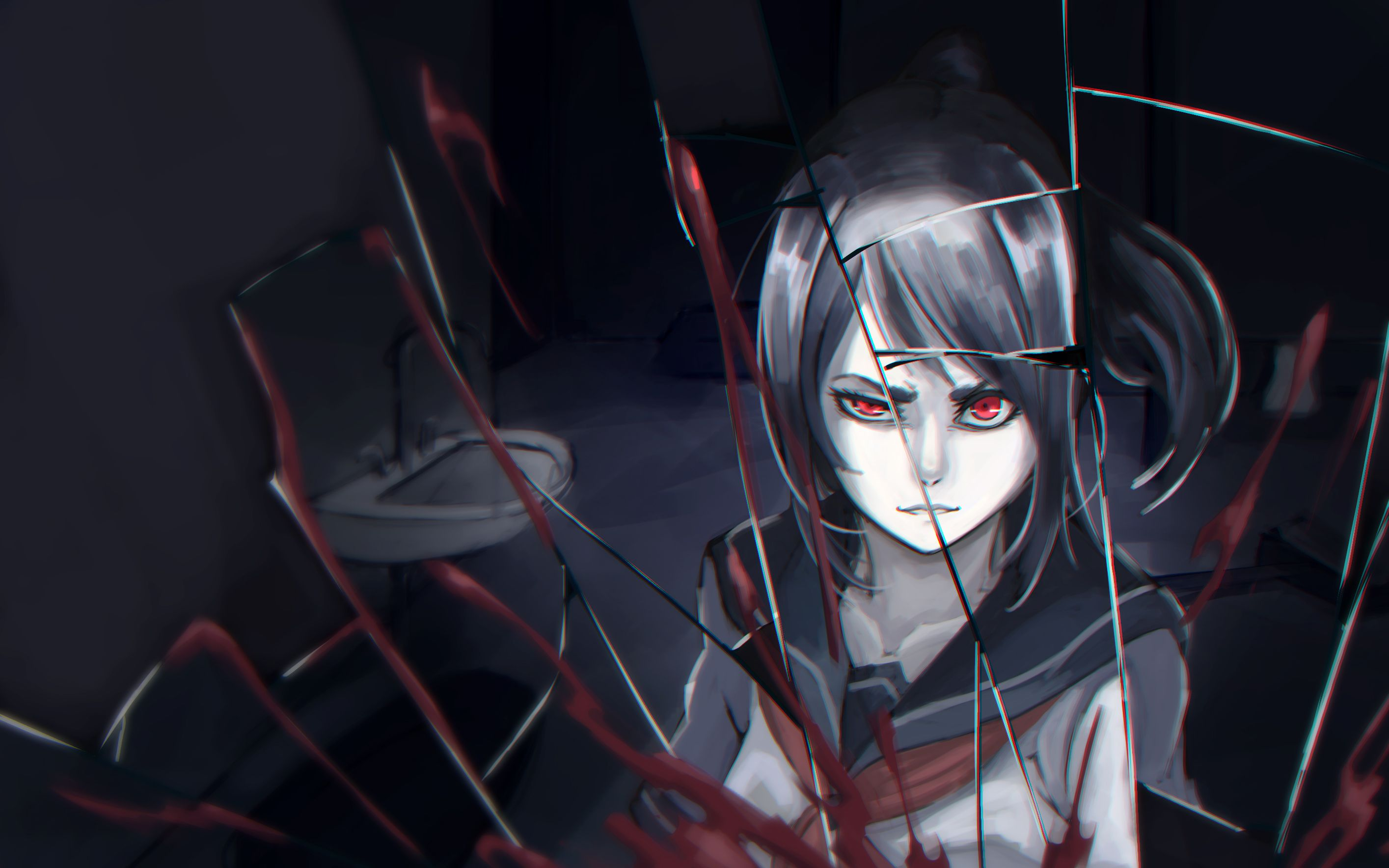 Yandere Wallpapers   Top Yandere Backgrounds   WallpaperAccess 2829x1768