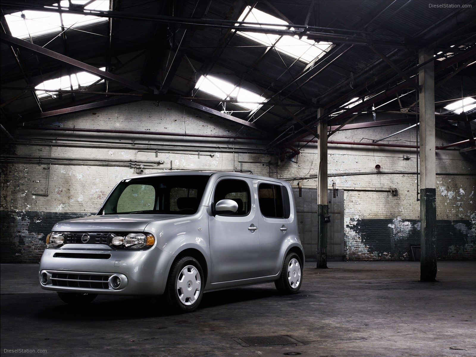 2009 Nissan Cube Exotic Car Wallpaper 21 of 54 Diesel Station 1600x1200
