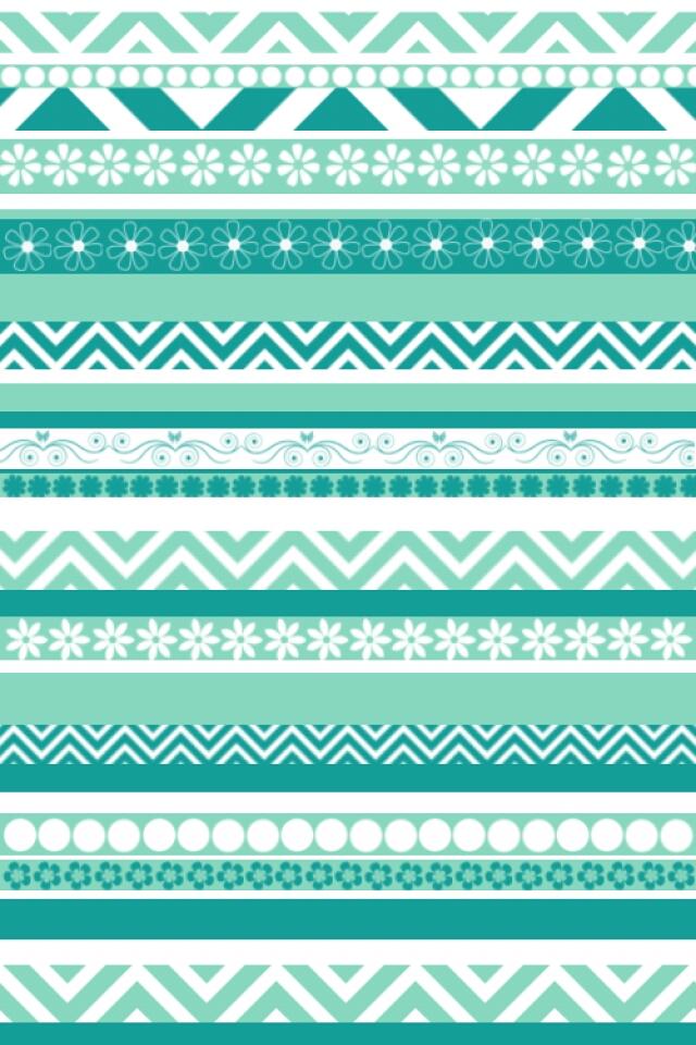 cool cute fashion girly green lol print tribal wallpaper xoxo 640x960