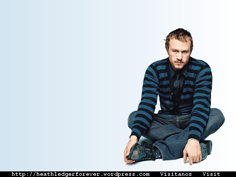Heath Ledger   Heath Ledger Wallpaper 7975196 800x600