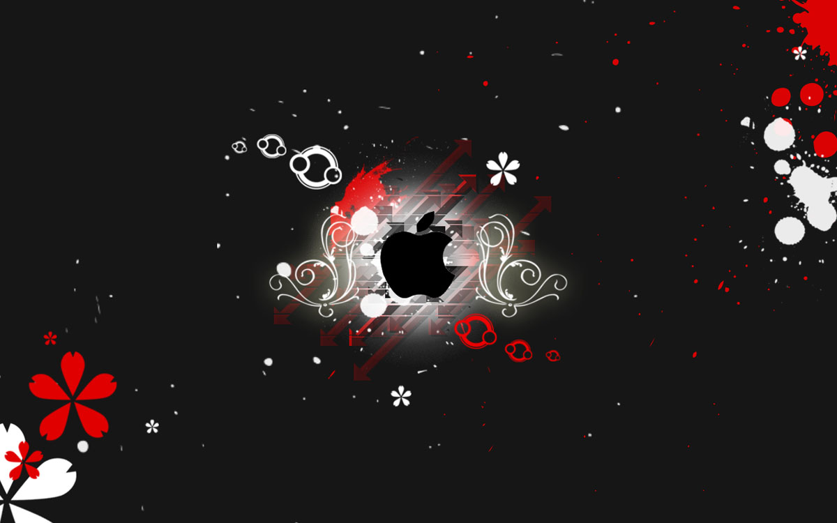 Apple Christmas Wallpaper For Desktop Wallpapersafari