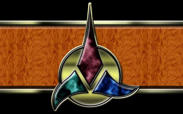 Pin Klingon Symbol Wallpaper Page 2 3 600x375