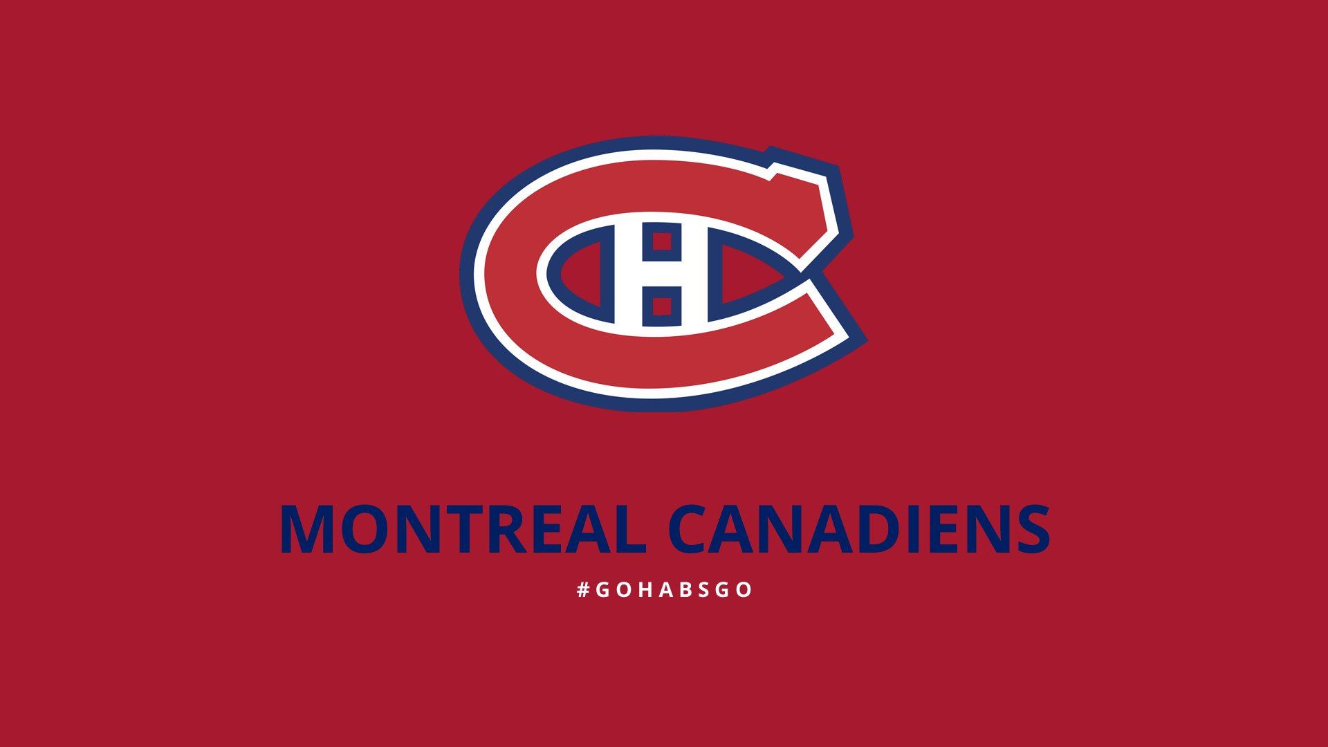 Montreal canadiens wallpapers desktop wallpapersafari - Canadiens hockey logo ...