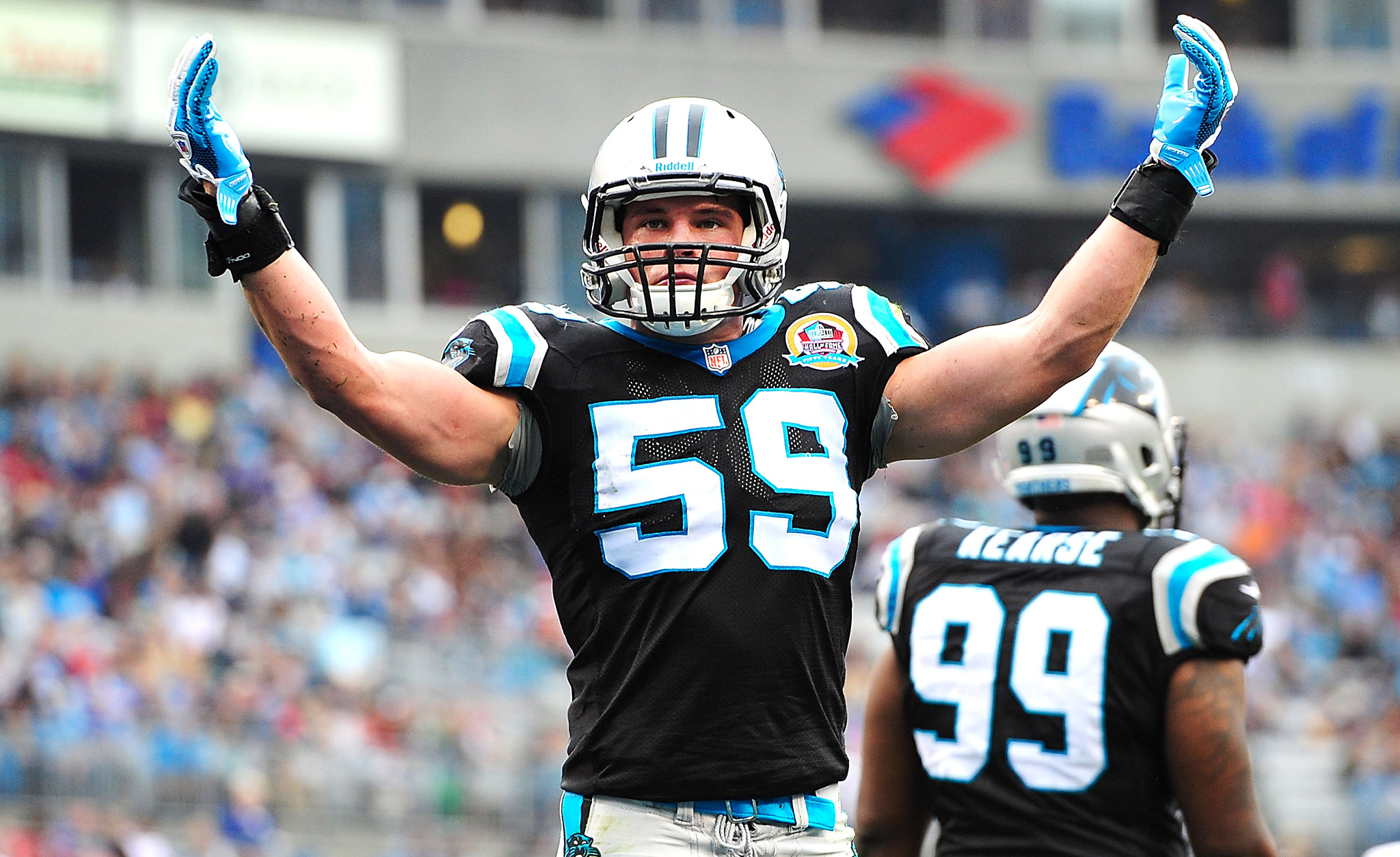 Luke Kuechly Wallpapers High Quality Download 2048x1254