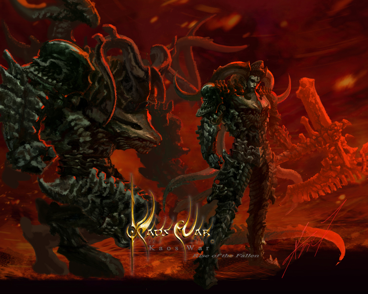 Legacy   Images   Wallpapers   Curse 1280x1024