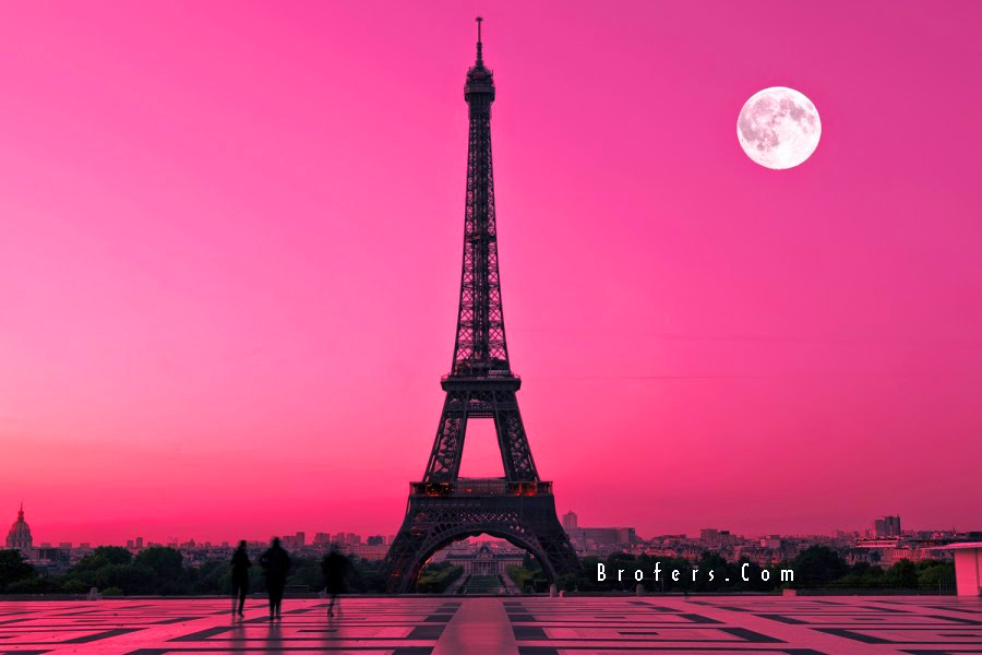 Eiffel Tower Amazing Pink Wallpapers And Pictures 2020 2021 900x600