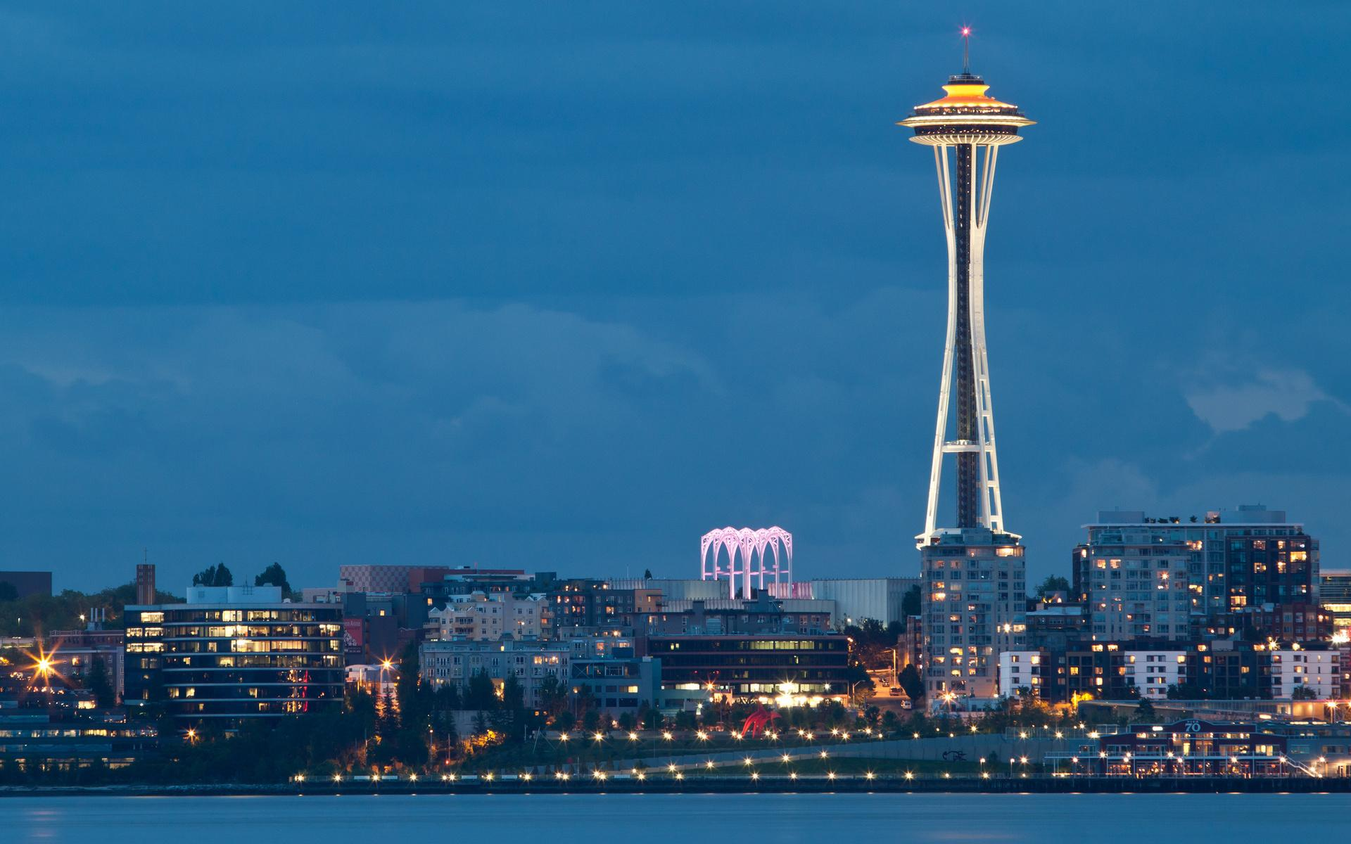 Seattle Wallpapers HD Download 1920x1200